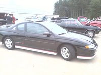 2002 Chevrolet Monte Carlo SS, One of a lots car shows, exterior
