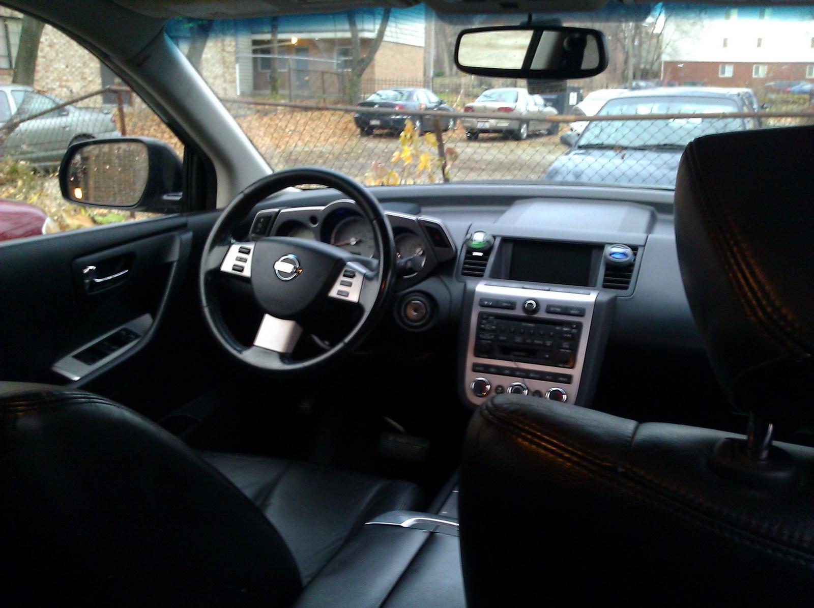 2006 Nissan Murano Interior Pictures Cargurus