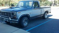 1984 Ford F-150 Overview