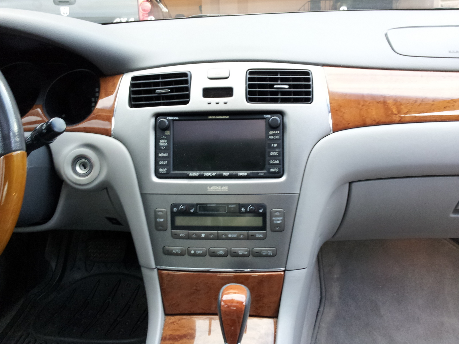 Lexus Es Base Pic