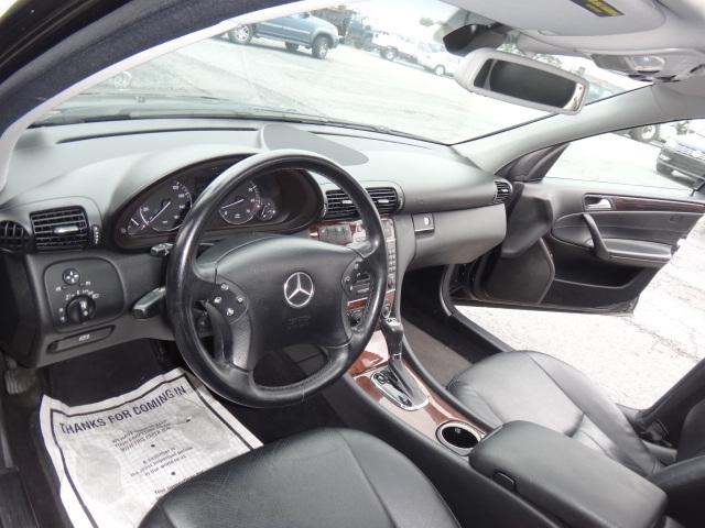 Mercedes C240 Specs 2005 2005 Mercedes C240 4matic