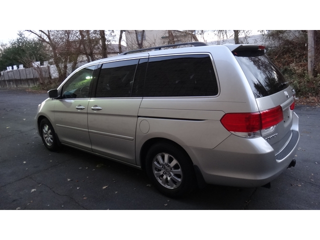 2008 honda odyssey related infomation specifications weili automotive network. Black Bedroom Furniture Sets. Home Design Ideas