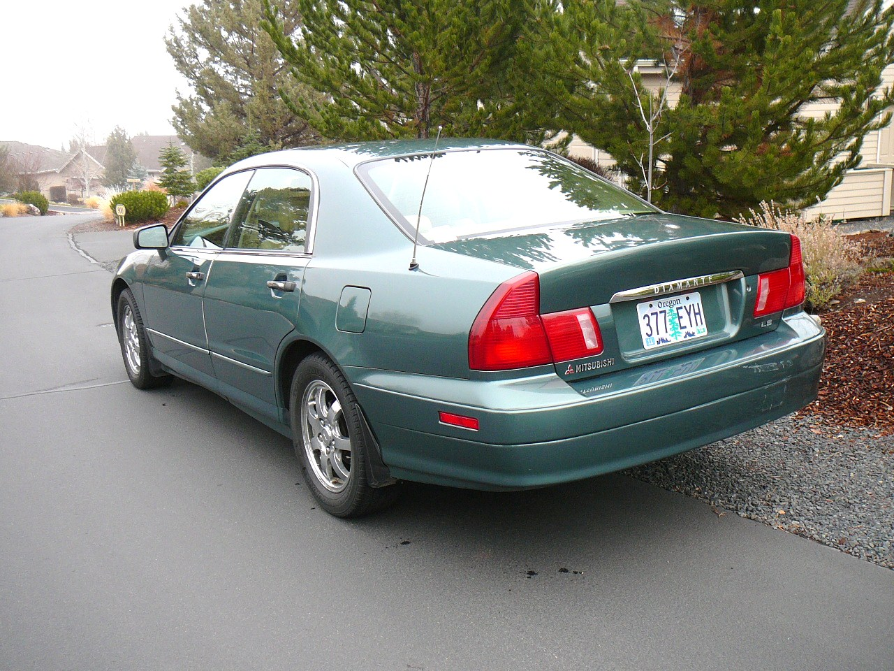 Picture of 1998 Mitsubishi Diamante 4 Dr LS Sedan