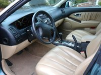 Picture of 1998 Mitsubishi Diamante 4 Dr LS Sedan, interior