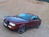 1991 Audi Coupe Overview