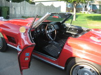 Picture of 1967 Chevrolet Corvette 2 Dr STD Convertible, exterior, interior