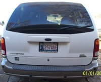 2003 Ford Windstar SEL picture, exterior