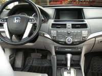 2010 Honda Accord EX-L V6 w/ Nav picture, interior