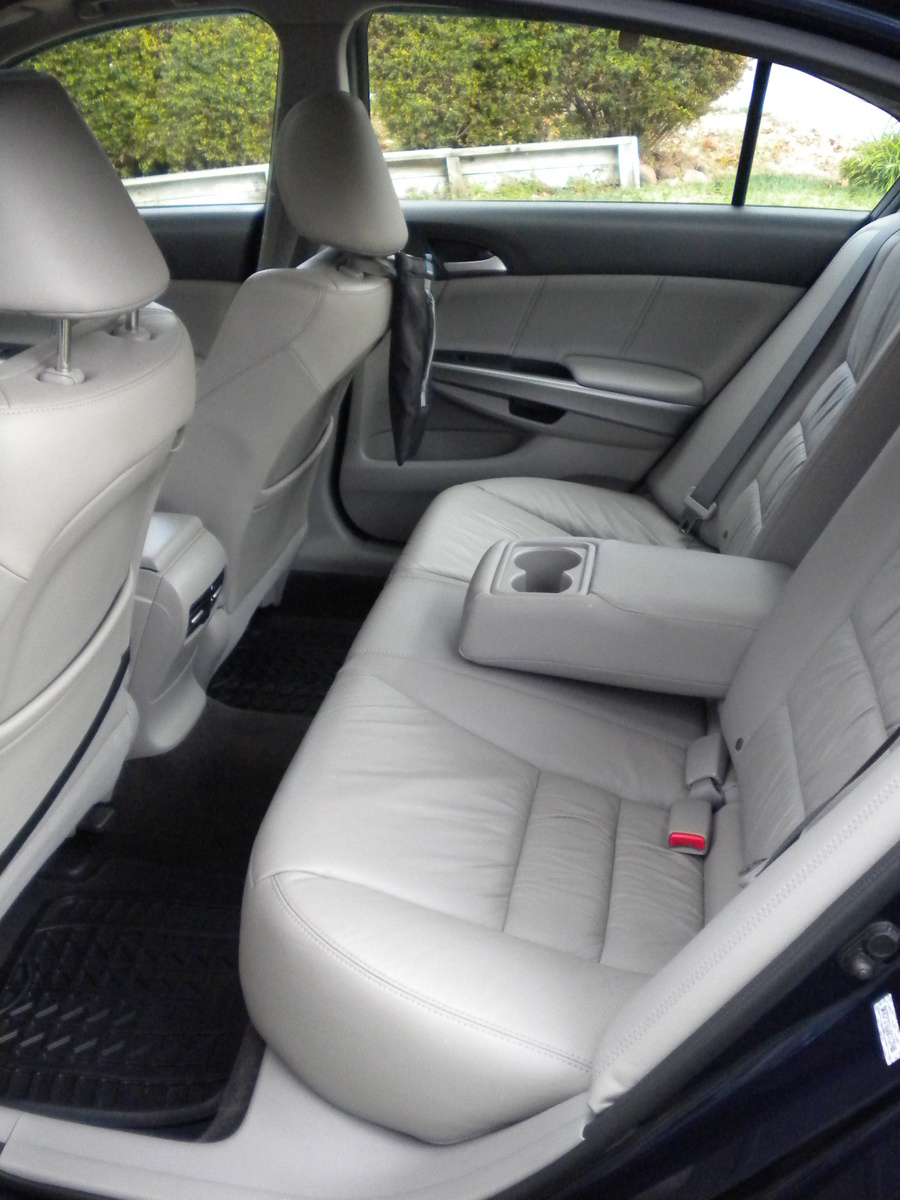 Picture of 2010 Honda Accord EX-L V6 w/ Nav, interior