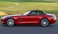Picture of 2012 Mercedes-Benz SLS-Class AMG Roadster, exterior