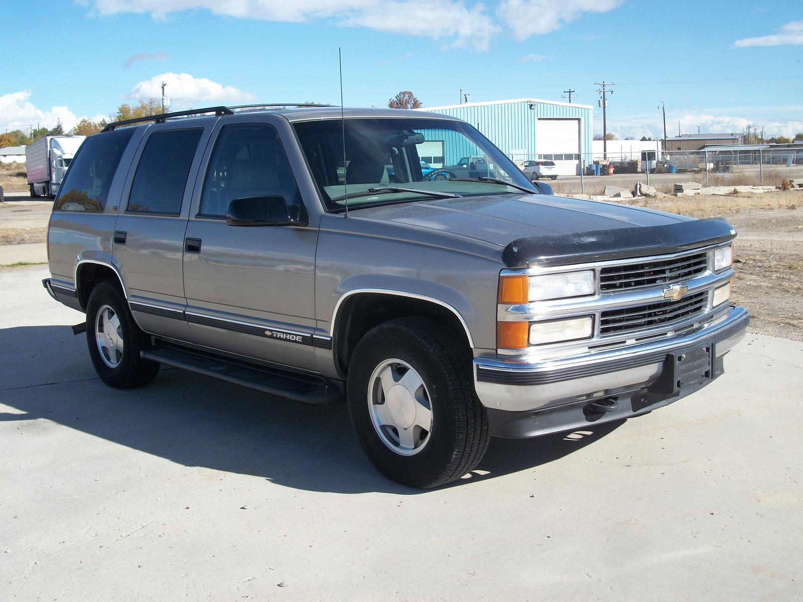 of 1999 chevrolet tahoe 4 dr lt 4wd suv exterior used 2008 chevrolet sexy girl and car photos. Black Bedroom Furniture Sets. Home Design Ideas