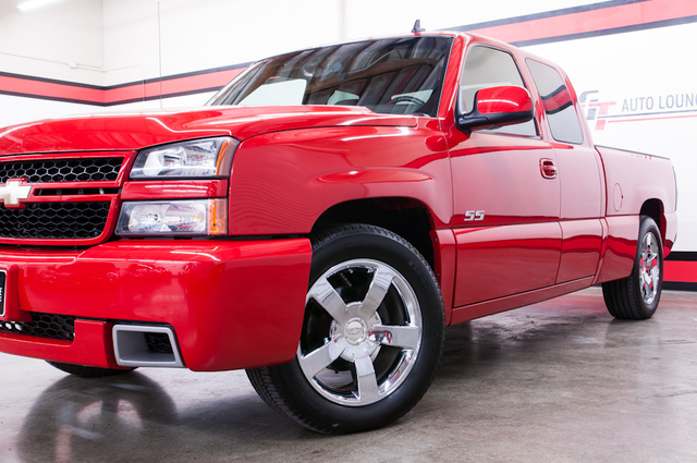Picture of 2006 Chevrolet Silverado 1500 SS 4dr Extended Cab SB, exterior, gallery_worthy
