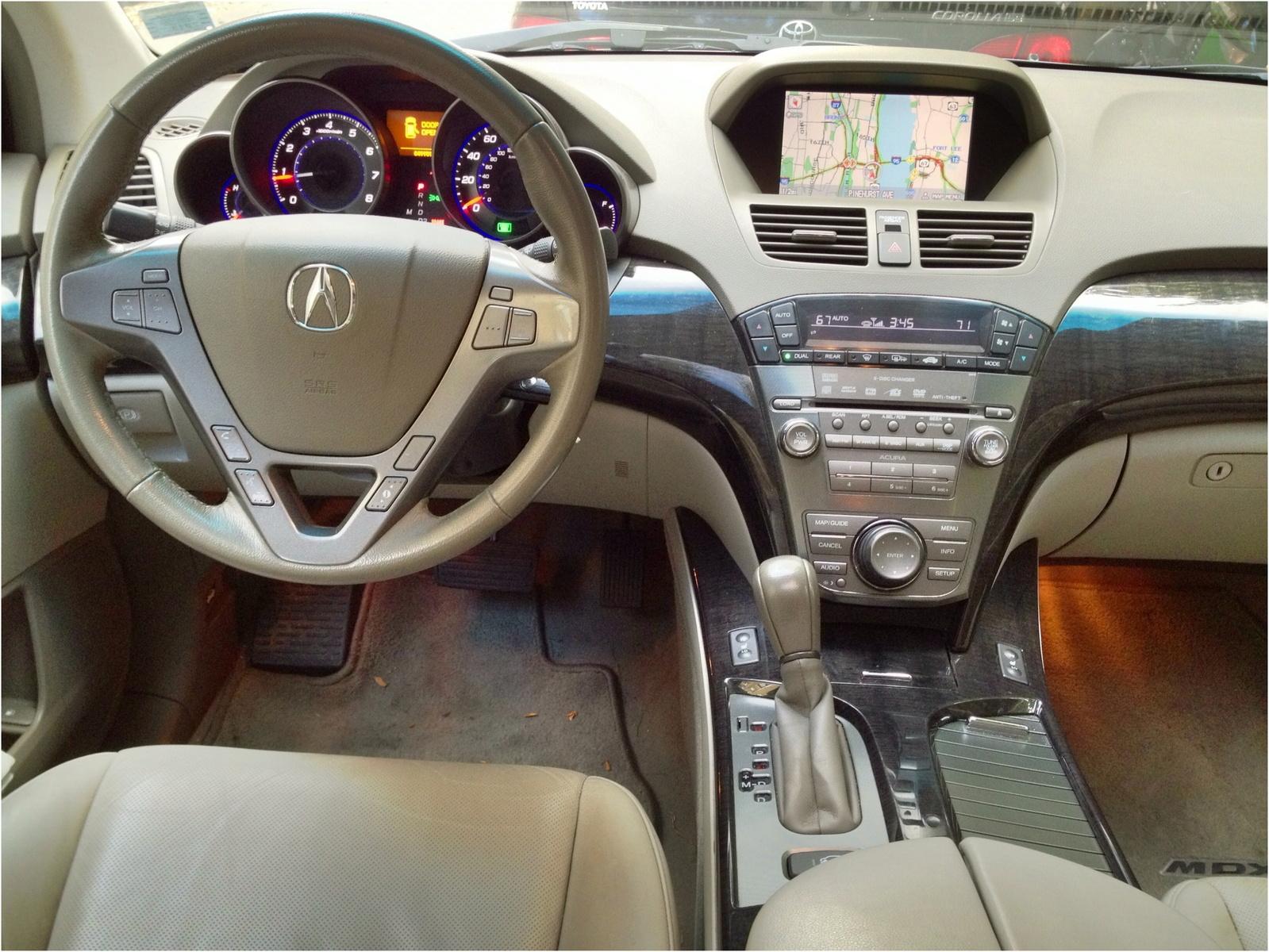 2007 Acura Mdx Pictures Cargurus