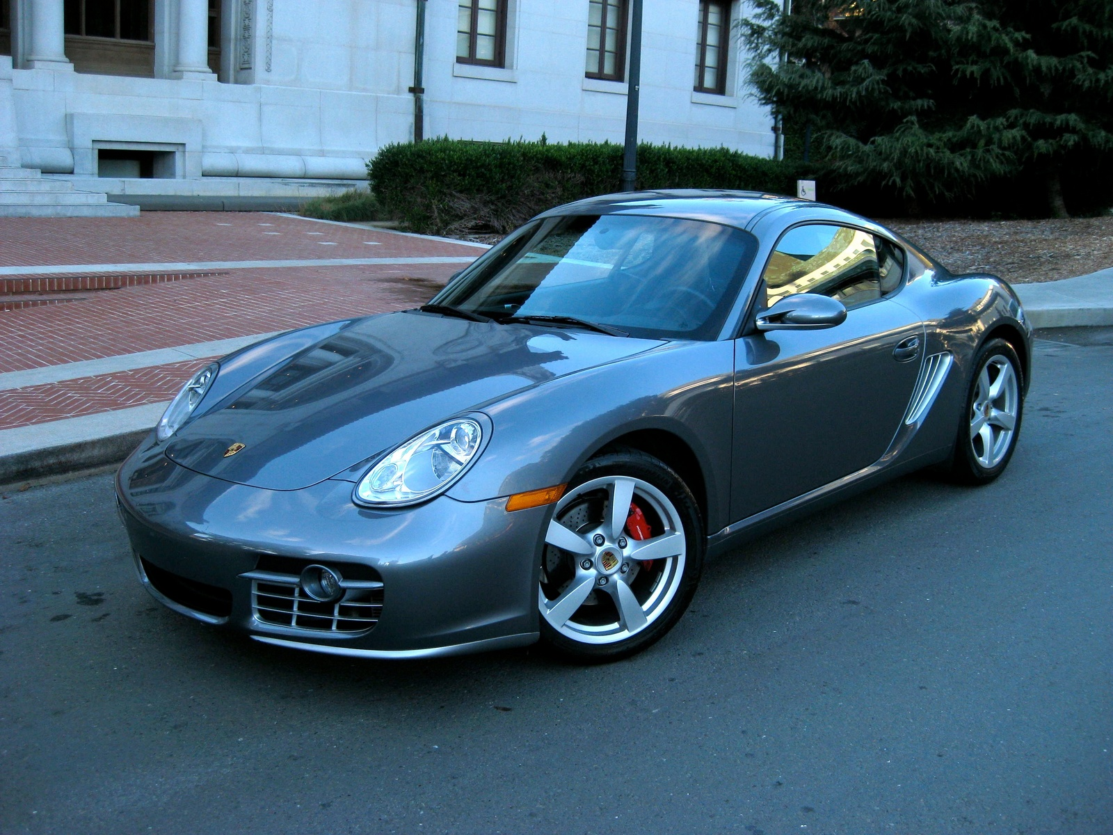 2007 Porsche Cayman Exterior Pictures Cargurus