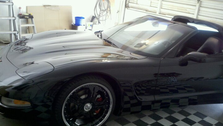 Picture of 2004 Chevrolet Corvette Coupe, exterior