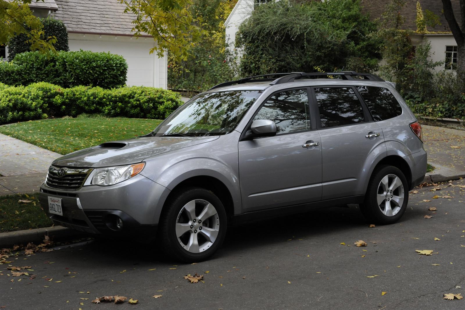 2009 Subaru Forester Pictures Cargurus