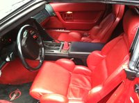 Picture of 1991 Chevrolet Corvette Convertible, interior, gallery_worthy
