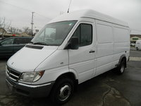 Picture of 2005 Dodge Sprinter Cargo 3 Dr 3500 High Roof 140 WB Cargo Van Extended, exterior