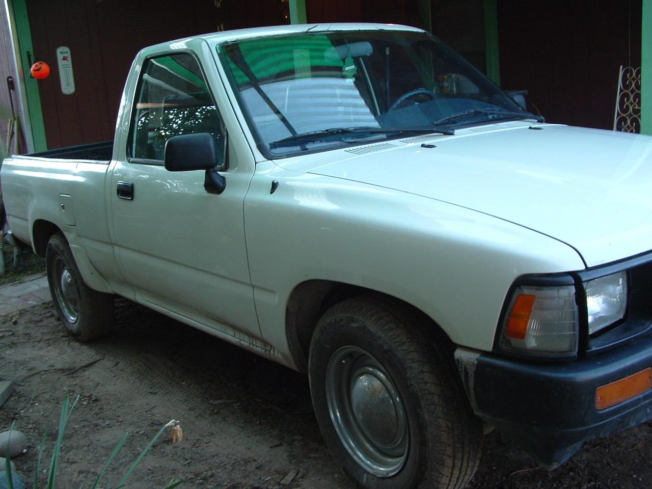 Toyota Pickup Pic X on Used 1993 Toyota Land Cruiser