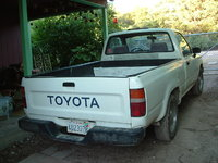 1993 Toyota Pickup Overview