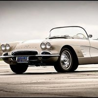 Picture of 1961 Chevrolet Corvette Convertible Roadster, exterior