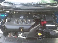 Picture of 2009 Nissan Versa S Hatchback, engine