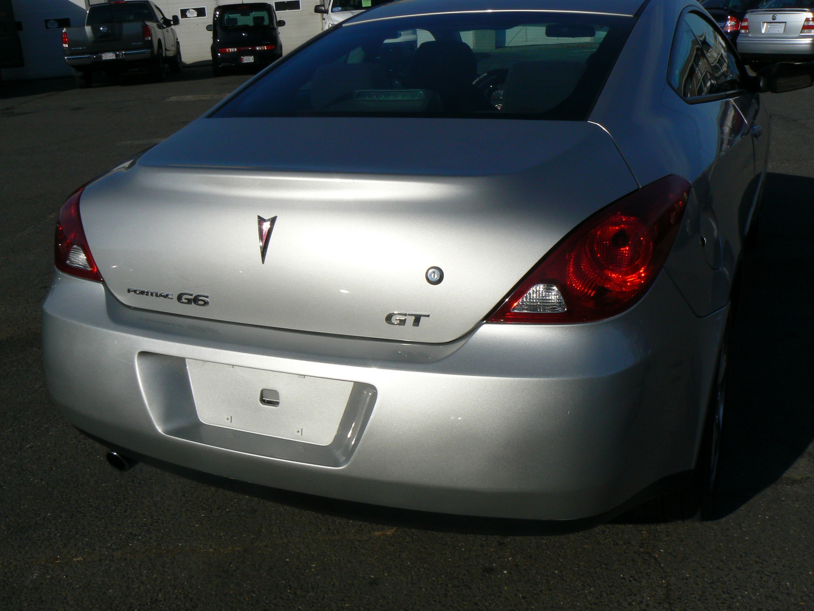 2006 Pontiac G6 GT Coupe - Pictures - Picture of 2006 Pontiac G6 GT ...