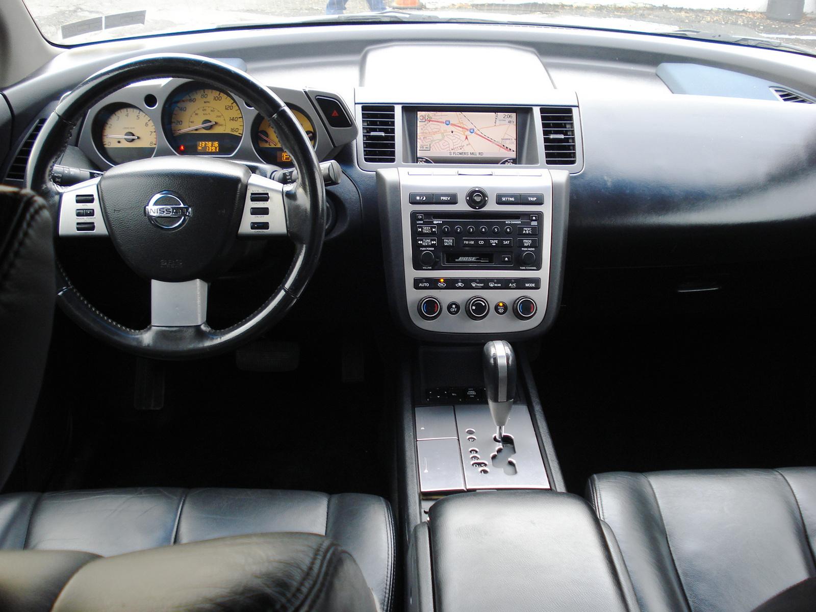 2004 Nissan Murano Interior Pictures Cargurus