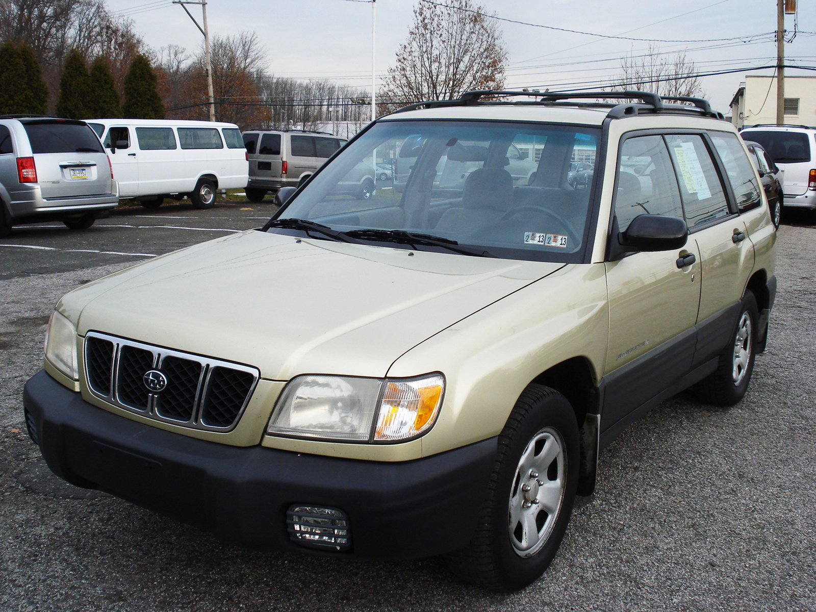 Used 2003 Subaru Forester Pricing Edmunds Autos Post
