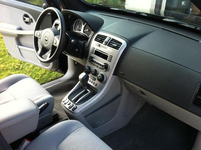 2006 Chevrolet Equinox Interior Pictures Cargurus