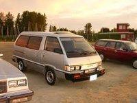 1984 Toyota Van Overview