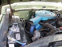 Picture of 1969 Ford F-250, engine