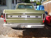 1969 Ford F-250 Picture Gallery