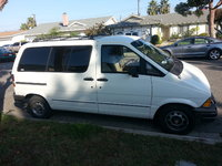 Picture of 1990 Ford Aerostar 3 Dr XLT Passenger Van Extended, exterior, gallery_worthy