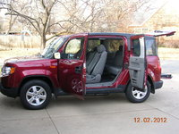 Picture of 2009 Honda Element EX, exterior, interior