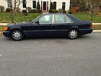 Picture of 1994 Mercedes-Benz S-Class 4 Dr S350D Turbodiesel Sedan, exterior