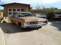 1969 Chevrolet Bel Air Picture Gallery