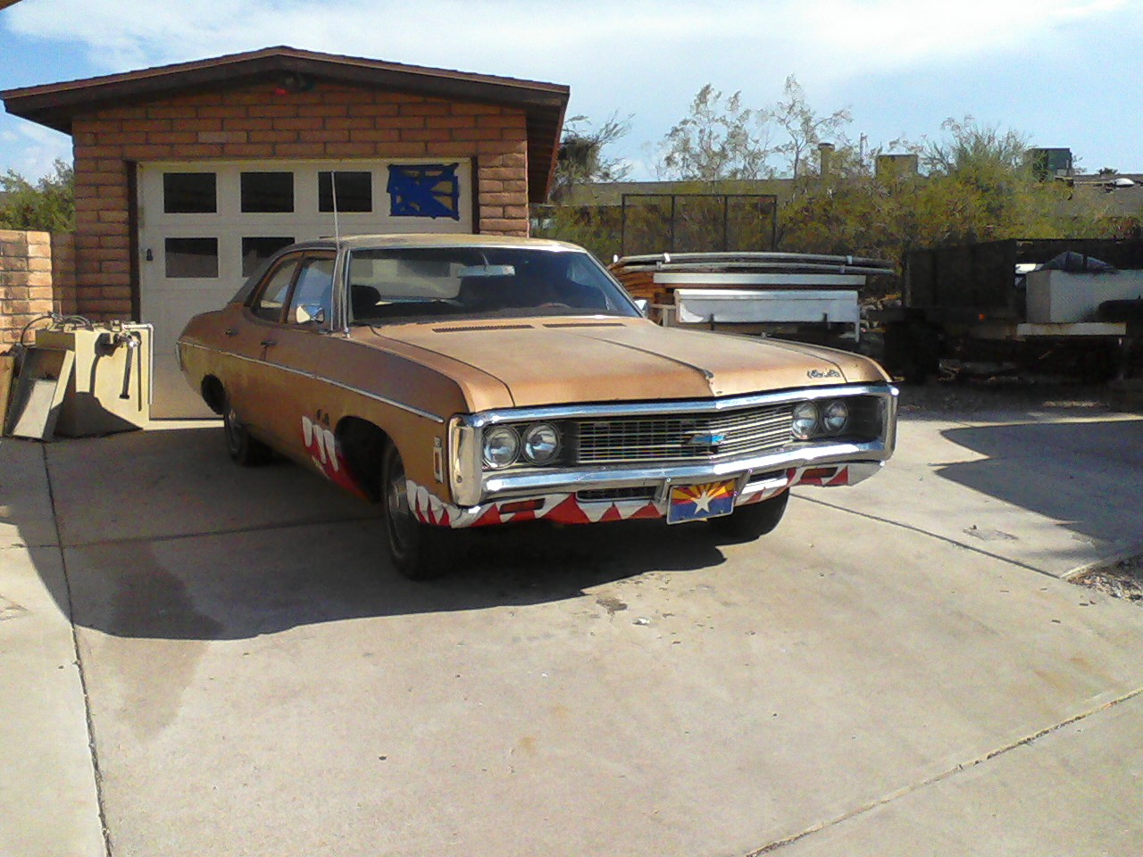 1969 Chevrolet Bel Air picture