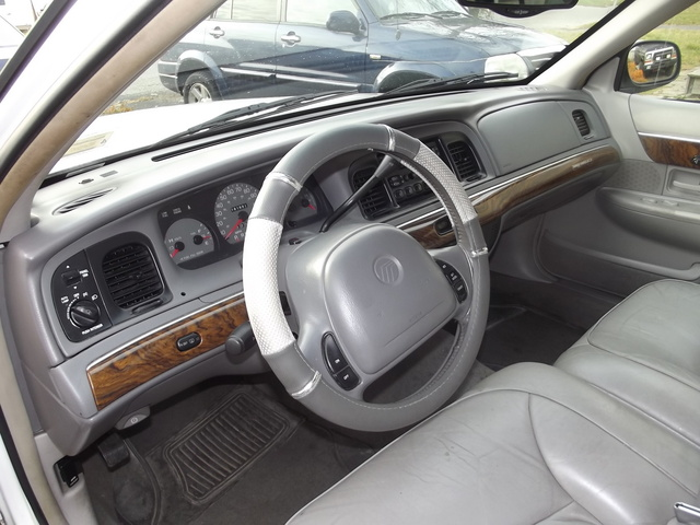 Mercury Grand Marquis Dr Ls Sedan Pic X