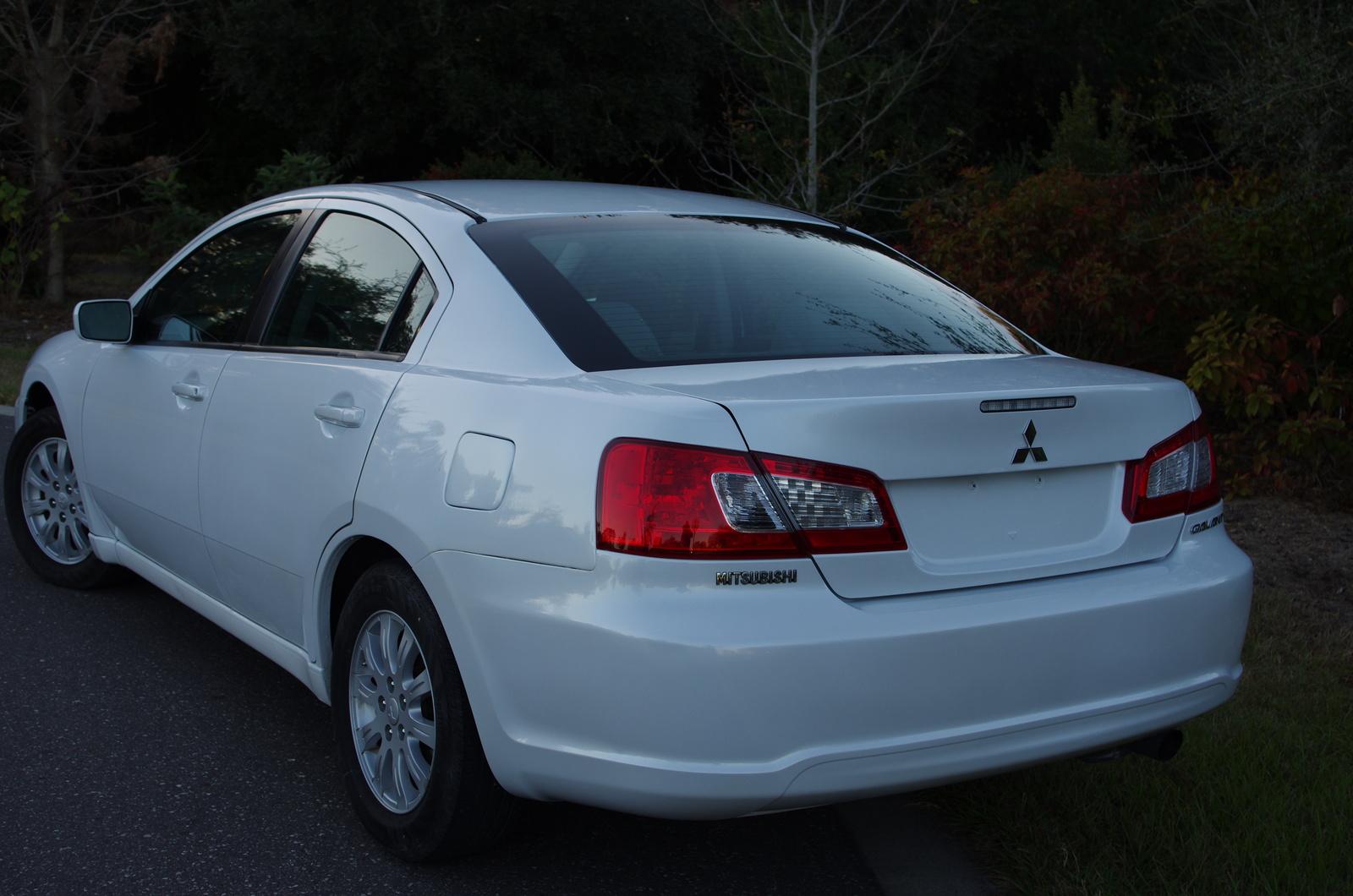 2011 Mitsubishi Galant - Exterior Pictures - CarGurus