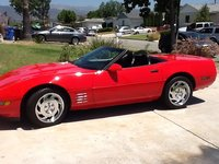 Picture of 1994 Chevrolet Corvette Convertible, exterior