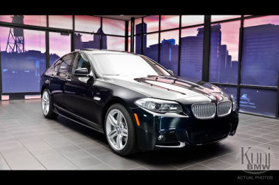 2013 BMW 5 Series Gran Turismo 550i xDrive picture, exterior