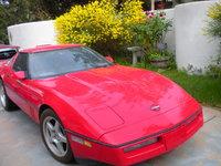 Picture of 1987 Chevrolet Corvette Coupe, exterior