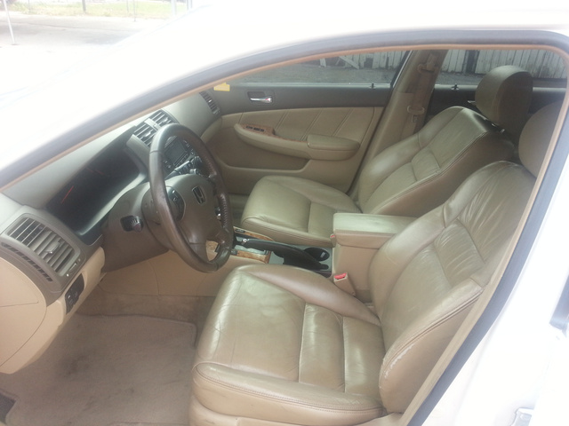 Honda Accord Ex W Leather Pic X on 2003 Honda Accord Inside