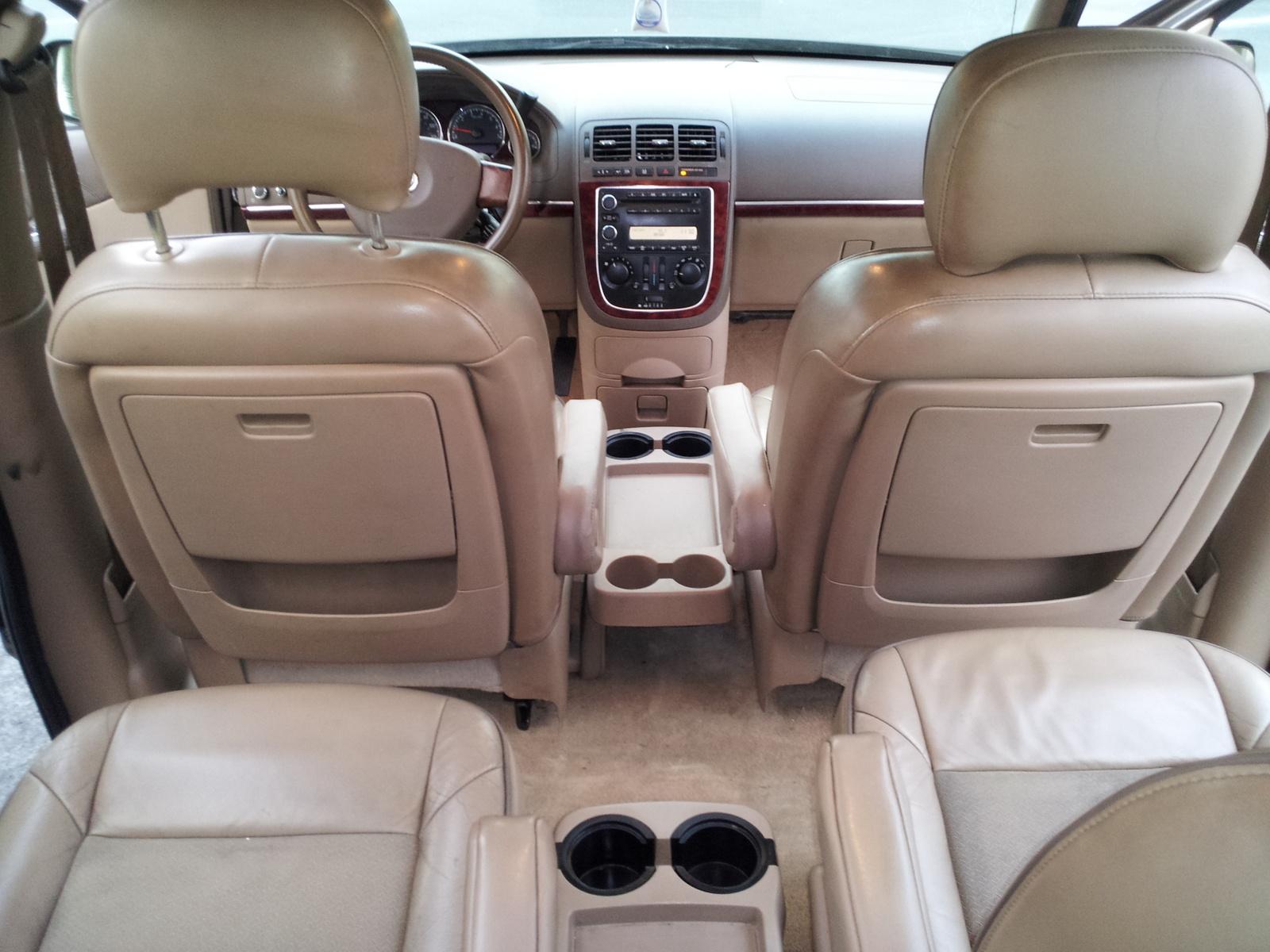 2007 Buick Lucerne Cxl >> 2005 Buick Terraza - Interior Pictures - CarGurus