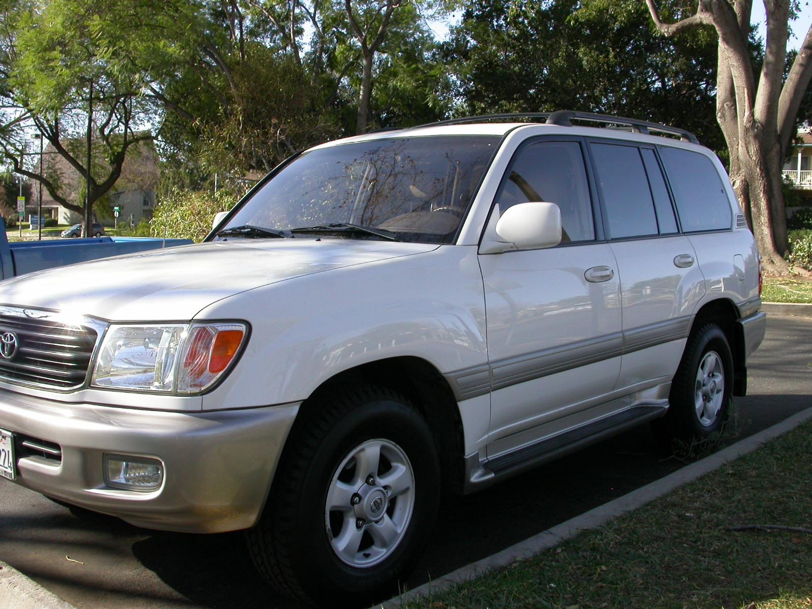Toyota Land Cruiser 2000 Prado Review Wiring Diagram Download