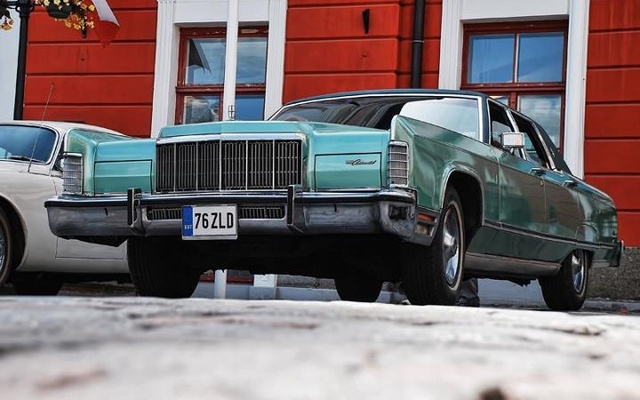 1976 lincoln continental pictures cargurus. Black Bedroom Furniture Sets. Home Design Ideas