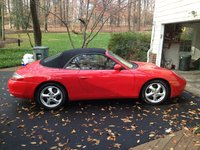 Picture of 2001 Porsche 911 Carrera Convertible, exterior