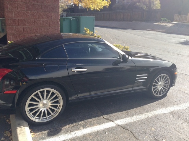 Picture of 2006 Chrysler Crossfire SRT-6 SRT-6 Coupe, exterior, gallery_worthy