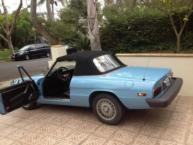 Picture of 1979 Alfa Romeo Spider